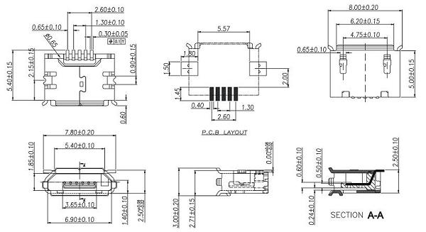 micro B-5S2