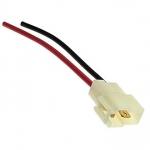 2p male plug 10CM