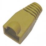 Колпачок для RJ45 желтый