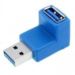 USB 3.0  AM/AF 90*
